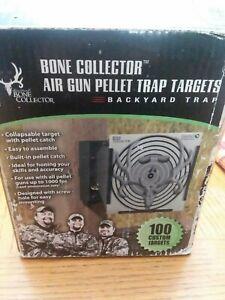 Gamo Bone Collector Air Gun Pellet Targets, no trap. 90 targets.