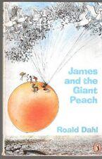 James and the Giant Peach,Roald Dahl, Nancy Eckholm Burkert