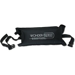 Wonder Roll Inflatable Lumbar Support Pillow–Self Inflating Medical Back Support