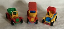 Bruder Mini Vintage Antique Toy Cars Snap Together Plastic Made In Germany #4