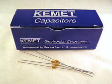 Kemet c114c102k1r5ca multilayer ceramic capacitors 100 V 1000pf 4 pieces ola3-07