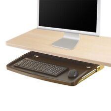 Kensington Universal Smart Fit Underdesk Keyboard Drawer/Tray for Computer Desk