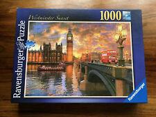 Ravensburger Westminster Sunset 1000 Piece Jigsaw Puzzle