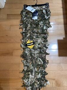 Cabelas Leafy Ghillie Pants Camo Mens Size M Hunting $140 Nwt
