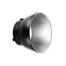 "Phot-r 18cm 7"" reflector dish bowens type s mount studio lumière stroboscopique lampe flash"