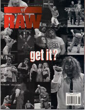RAW Magazine - June 1999 - WWF - Girl Power - Big Show - Tori Poster - Brand New