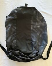 Reebok Unisex Style Foundation Convertible Grip Duffle Backpack Black - DU2729