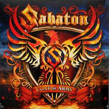 Sabaton - Coat Of Arms LP - Black Vinyl - SEALED - New Copy - Heavy Power Metal