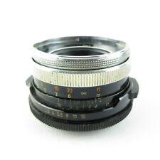 Für Icarex Carl Zeiss Tessar 2.8/50 Objektiv lens