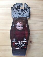 Living Dead Dolls Mini Lizzie Borden New And Mint!