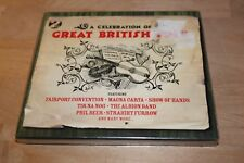 A CELEBRATION OF GREAT BRITISH FOLK - VARIOUS - 2 CD's NEW SEALED IMPORT