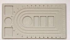 XXL Bead Board 41 cm Sort bastelbrett Jewellery handicraft supplies #