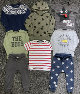 Boys Clothes Bundle Age 2-3 Years All NEXT