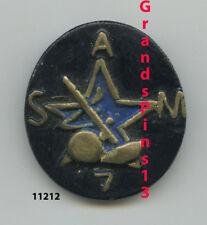 Insigne , Section Appui Mortier /  7 Bon. de Chasseurs Alpins - Op. EPERVIER