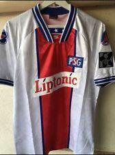 maillot PSG Paris Saint Germain Jersey Shirt vintage Taille M Ligue Des Champion