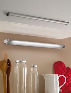 Eglo Doja 89957 57,5cm applique sottopensile lampada a parete con tasto on/off