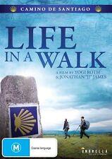 Life in a Walk - Yogi Roth NEW R4 DVD
