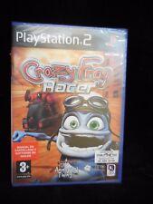 Crazy Frog Racer para playstation 2 nuevo y precintado