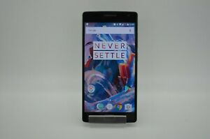 OnePlus 2 - 64GB - Black (Unlocked/AT&T/T-Mobile) Smartphone Great!