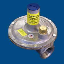"Natural Gas Regulator, Maxitrol 325-5L, 2 psi Ventless, 3/4""npt"