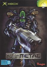 GUN METAL GUNMETAL for Xbox - PAL