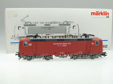 (87/063) Märklin H0 Locomotive Électrique Br 143 094-1 DB (Type Nr.83443) AC/
