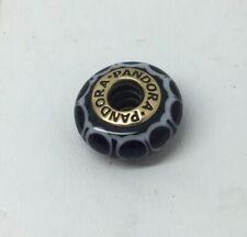 Pandora 585 Ale Charm Glass Black Charm