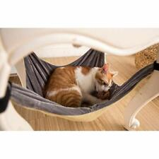 Cat Hammock Bed Soft Warm Comfortable Pet Hammock Use for Kitten, Ferret, Puppy