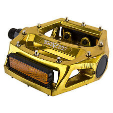 Black ops Platform 9/16` Loose Ball Anodized Gold Alloy