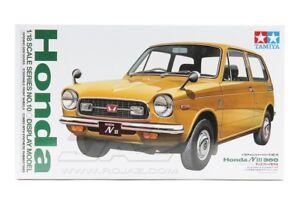 Tamiya 10010 1/18 Scale Model Kei Car Kit Honda N III 360 N360 S Touring 1970
