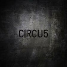 CIRCU5 - CIRCU5 SEALED DIGIBOOK LTD EDT SEPT 17 DEBUT UK PROG ART ROCK
