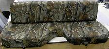 Kubota rtv 500 utv camo -Realtree hardwoods- seat cover  (other patterns)