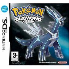 Pokemon Diamante NDS 2DS Nintendo DS video juego como nuevo versión original de Reino Unido