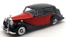 Rolls Royce Silver Wraith Royal Red & Black 1952 1:43 Model