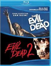 Evil Dead 1 & 2 (DVD,2017)