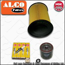 SERVICE KIT FORD FOCUS MK2 1.6 16V PETROL ALCO OIL AIR FILTERS PLUGS (2007-2010)