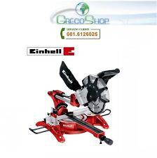 Troncatrice/Sega circolare radiale 2350W 250mm + laser Einhell - TH-SM 2534 DUAL
