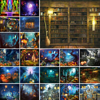 300 / 500 / 1000 Pieces Puzzle Halloween Jigsaw Adult Kids Toys Holiday Gifts