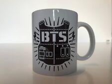 BTS 11oz  K-Pop Coffee Mug