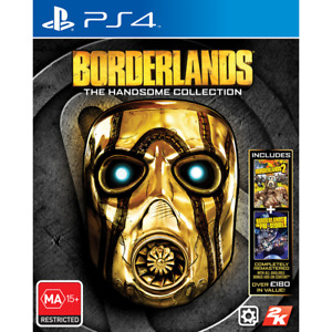 Borderlands The Handsome Collection - Playstation 4 PS4 aus game