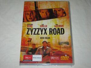 Zyzzyx Road - Katherine Heigl - Brand New & Sealed - Region 0 - DVD