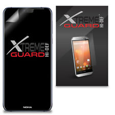 6-Pack Clear XtremeGuard HI-DEF Screen Protector For Nokia 7.1