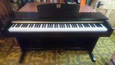 Yamaha Clavinova CLP-320 full-size 88-key digital piano, cherry, with stool
