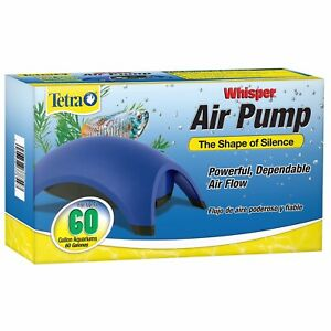 Fish Pond/Aquarium Air Pump Tetra Whisper 60