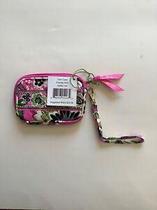 Vera Bradley Tech Case. Priscilla Pink pattern. Brand new with Tags