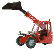 JOAL 222 - Manitou Twisco SLT 415 With Bucket - 1/25 Scale New Boxed - T48 Post
