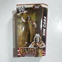 WWE Sin Cara Elite Wrestling Figure Series 18 Mattel Rare boxed*