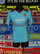 4/5 West Ham United adults M 2004 football shirt jersey trikot