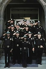 Police Academy Guttenberg And Cast 11x17 Mini Poster