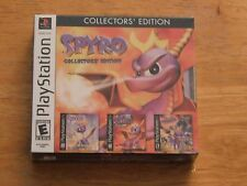 Spyro: Collector's Edition (Sony PlayStation) Box Set NEW FACTORY SEALED, RARE